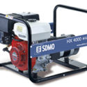 SDMO Портативная электростанция HX 4000