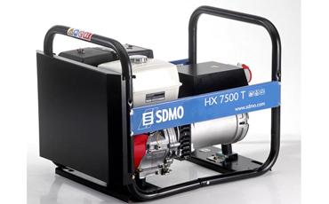SDMO Портативная электростанция HX 7500T