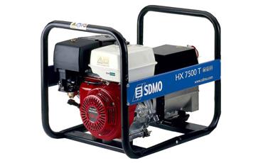 SDMO Портативная электростанция HX 7500TC