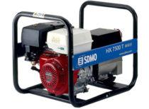 SDMO Портативная электростанция HX 7500TS