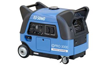 SDMO Портативная электростанция INVERTER PRO 3000 E