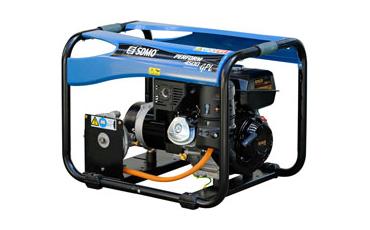 SDMO Портативная электростанция Perform 4500 GAZ