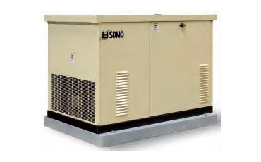 SDMO Портативная электростанция RES12U