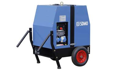 SDMO Портативная электростанция SD 6000E