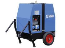 SDMO Портативная электростанция SD 6000E2