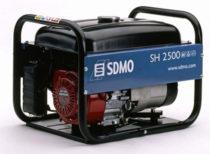 SDMO Портативная электростанция SH 2500
