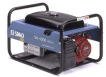SDMO Портативная электростанция SH 4000