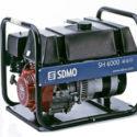 SDMO Портативная электростанция SH 6000C