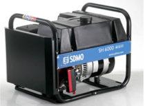 SDMO Портативная электростанция SH 6000E