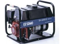 SDMO Портативная электростанция SH 6000ES
