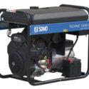 SDMO Портативная электростанция Technic 10000E