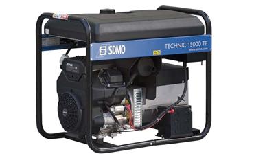 SDMO Портативная электростанция Technic 15000TE