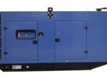 SDMO Стационарная электростанция D275 в кожухе