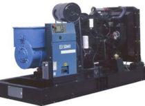 SDMO Стационарная электростанция D330
