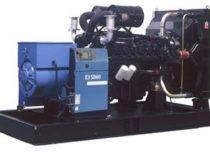 SDMO Стационарная электростанция D440