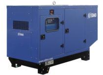 SDMO Стационарная электростанция J110K в кожухе