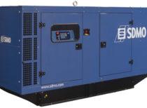 SDMO Стационарная электростанция J200K в кожухе