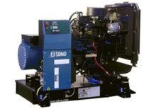 SDMO Стационарная электростанция J22