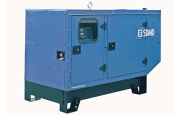 SDMO Стационарная электростанция J33 в кожухе