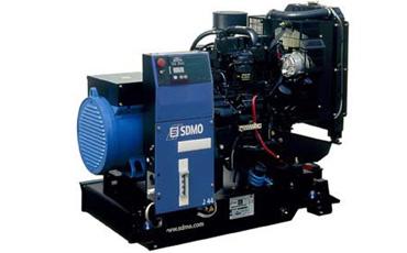 SDMO Стационарная электростанция J44K