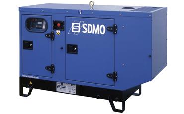 SDMO Стационарная электростанция K16 в кожухе