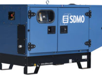 SDMO Стационарная электростанция T12HK в кожухе