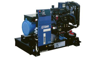 SDMO Стационарная электростанция T12KM