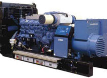 SDMO Стационарная электростанция T1400
