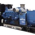 SDMO Стационарная электростанция T1650C