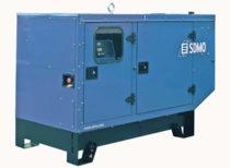 SDMO Стационарная электростанция T17KM в кожухе