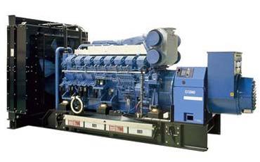 SDMO Стационарная электростанция T1900