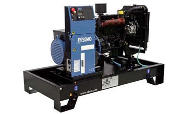 SDMO Стационарная электростанция T22C2
