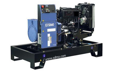 SDMO Стационарная электростанция T33C2