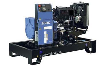 SDMO Стационарная электростанция T33K