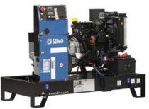 SDMO Стационарная электростанция T9HK
