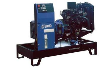 SDMO Стационарная электростанция T9KM