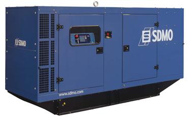SDMO Стационарная электростанция V220C2 в кожухе