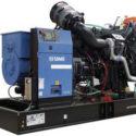 SDMO Стационарная электростанция V375C2