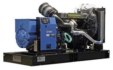 SDMO Стационарная электростанция V440C2