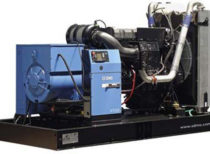 SDMO Стационарная электростанция V550C2
