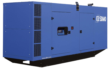 SDMO Стационарная электростанция V550C2 в кожухе