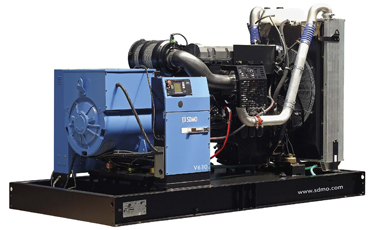 SDMO Стационарная электростанция V630C2