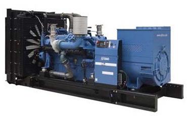 SDMO Стационарная электростанция X1000