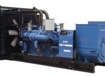 SDMO Стационарная электростанция X1250