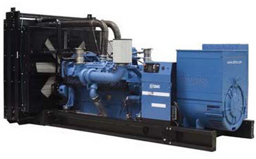 SDMO Стационарная электростанция X1250C