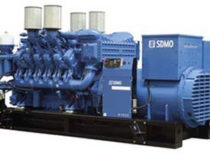 SDMO Стационарная электростанция X1400C