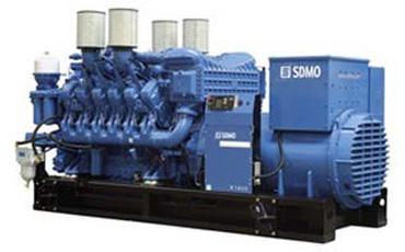SDMO Стационарная электростанция X1540
