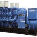 SDMO Стационарная электростанция X1540C