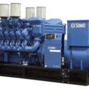 SDMO Стационарная электростанция X1850