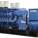 SDMO Стационарная электростанция X1850C